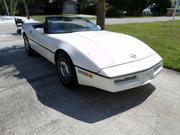 1987 CHEVROLET Chevrolet Corvette corvette